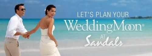 Sandals Caribbean weddings