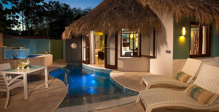 Sandals Lasource Grenada South Seas Grande Rondoval O Mediterranean One Bedroom Butler Villa Suite With Private Pool